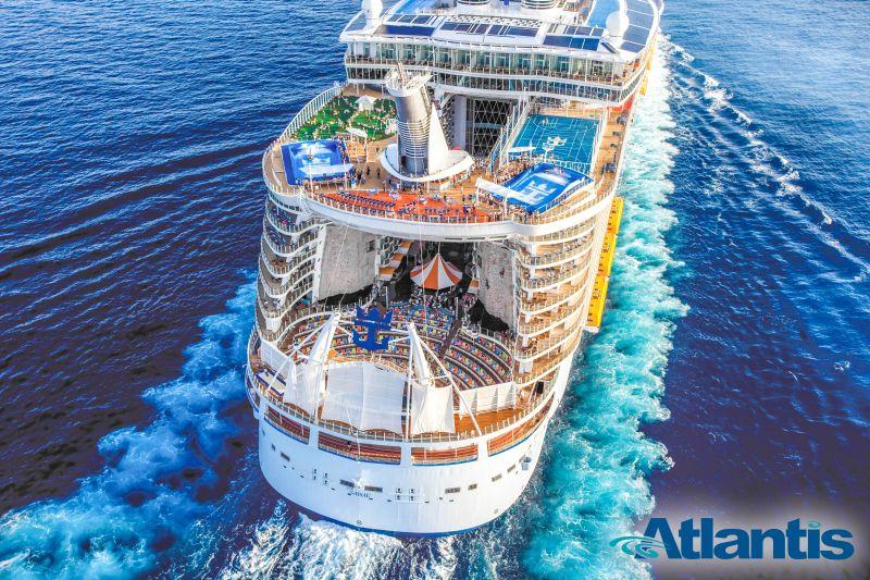Schwule Mittelmeer-Kreuzfahrt oder Karibik-Kreuzfahrt